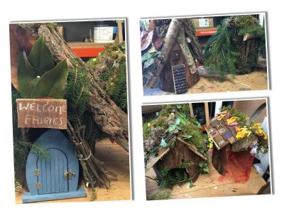 Fairyhouses at Springfields
