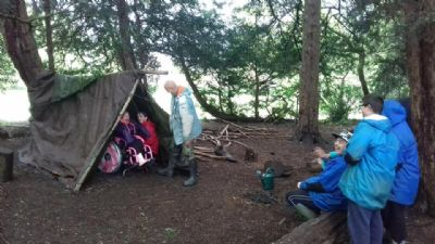 Forest School at The Priory School